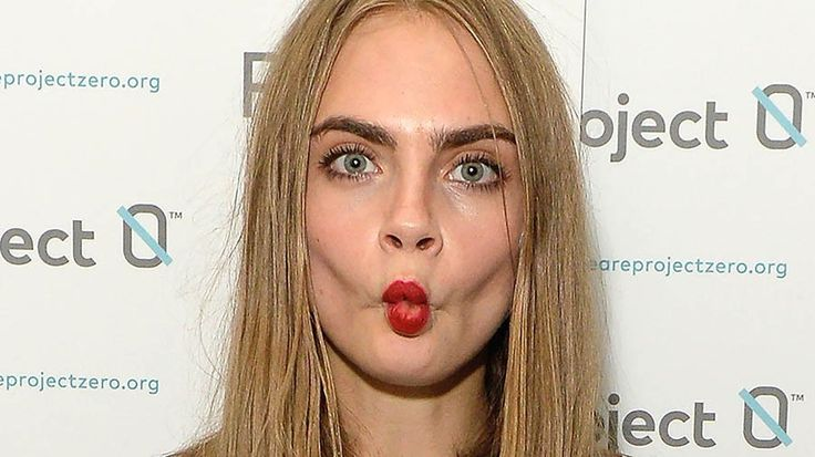 5 Reasons Cara Delevingne Is the Most Fearless Girl in Fashion: Cara Delevingne marches to the beat of her own drum and isn't afraid to talk about it.