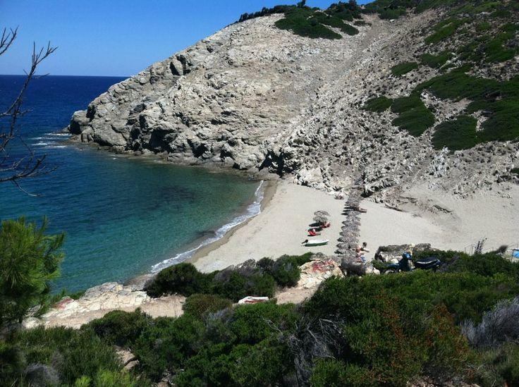 Small Aselinos Beach Skiathos