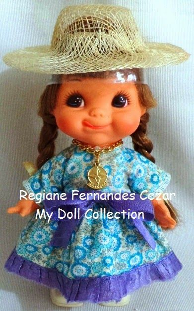 #boneca #mariquinha #estrela 1980/81
