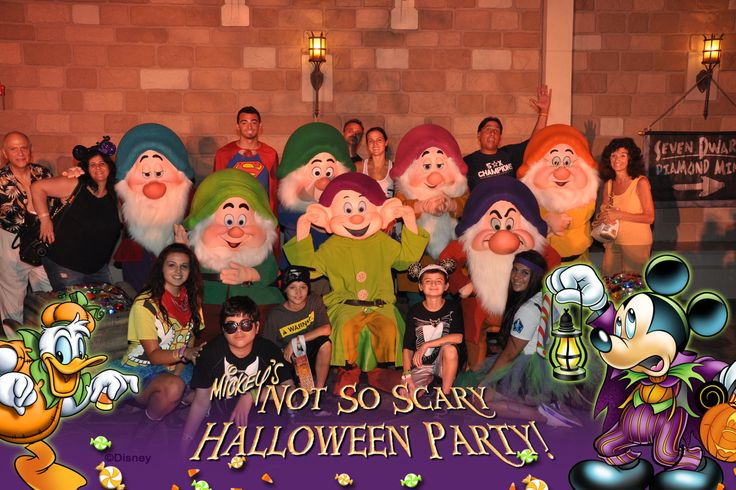 #MickeysNotSoScaryHalloweenParty #WaltDisneyWorld #FamilyReunion  #DISNEYSIDE