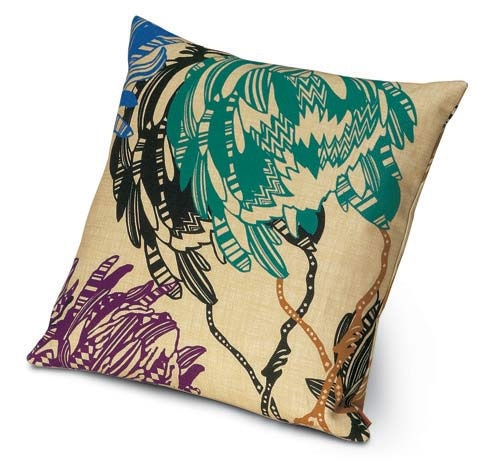 Mezewele 160 Cushion From Missoni Home. #design #cushion. Decor  PillowsDecorative ...