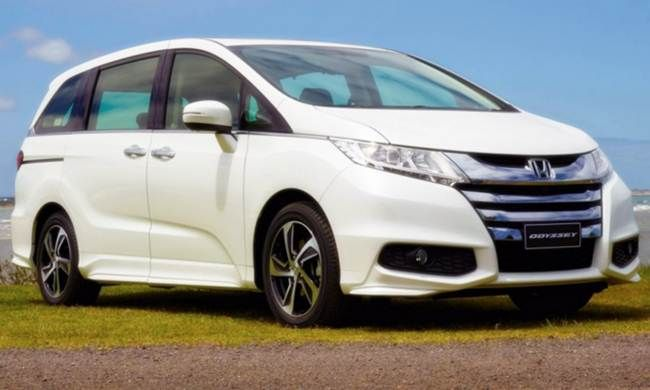 2018 Honda Odyssey release date and price