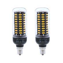 US $4.10 100W equivelant LED light bulb 15W E12 E27 E14 LED lamp AC85-265V LED diode lamps no flicker bombillas LED candle lights lampada. Aliexpress product