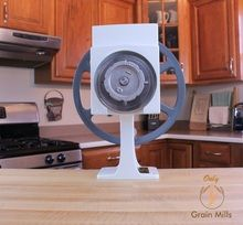 The Country Living Grain Mill | Manual Mills At OnlyGrainMills.com, i want this