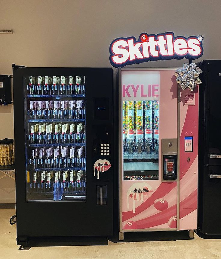 """Kylie 🤍 on Instagram """"champagne and skittles anyone?"""