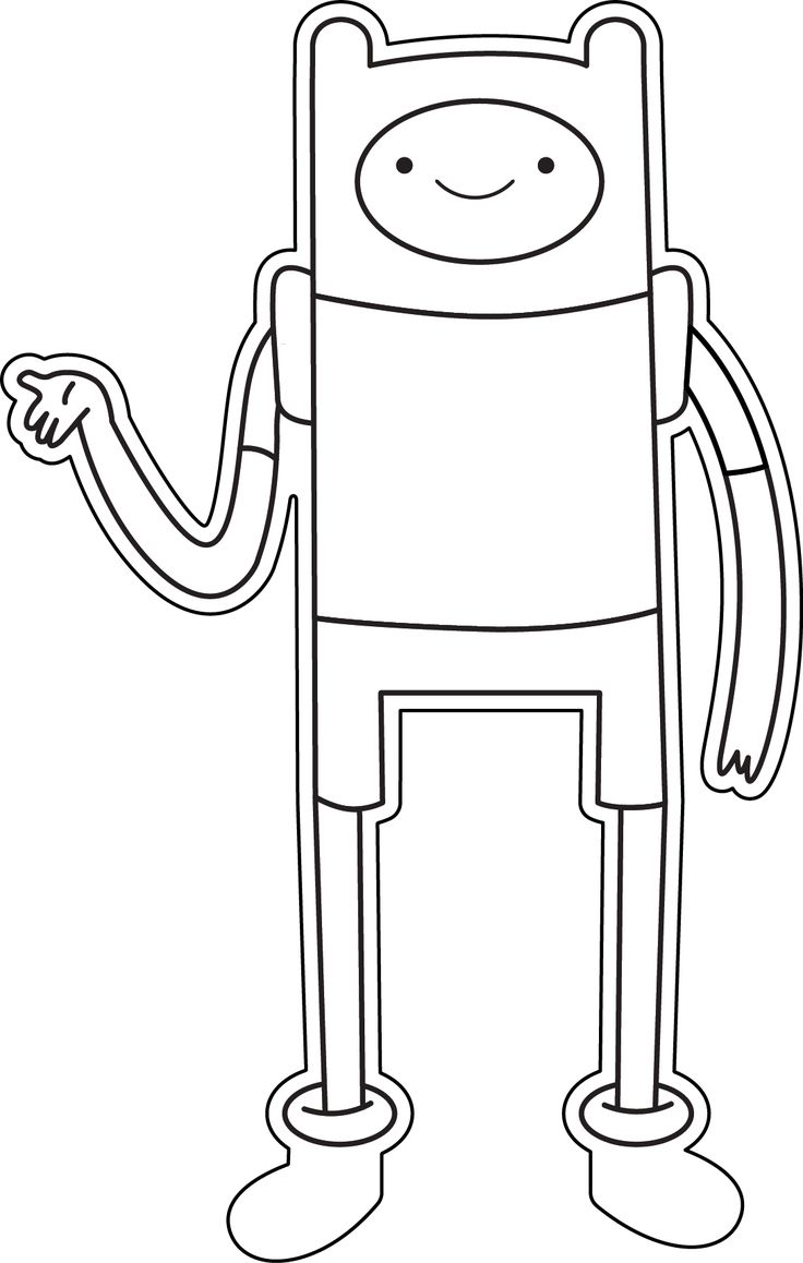 Here is Adventure Time Coloring Pages… Abenteuer Zeit Malvorlagen