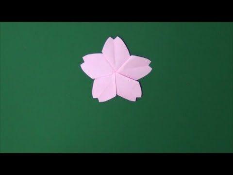 クリスマス 折り紙 折り紙 桜 折り方 : jp.pinterest.com
