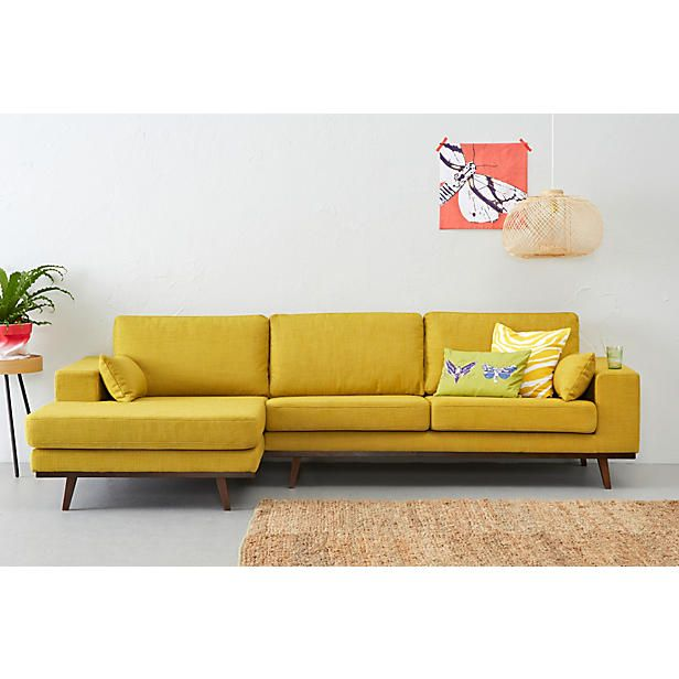 25+ best ideas about Yellow Couch on Pinterest   Colourful living room, Yellow sofa inspiration