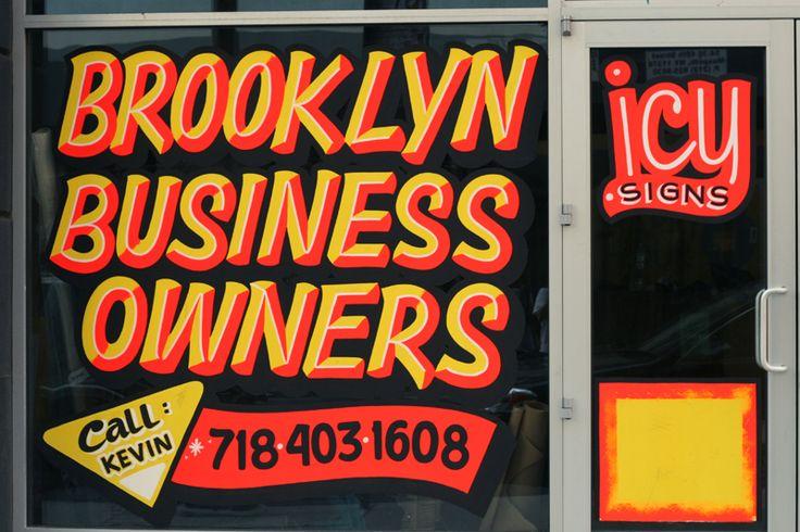 Vernacular Typography Steve Powers ESPO Love Letter to Brooklyn 001