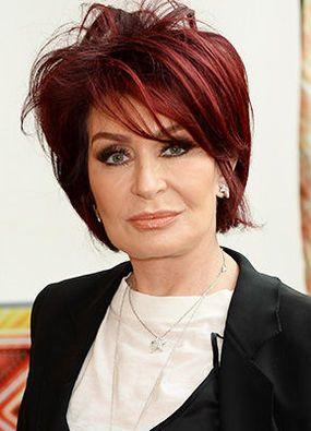 Pin By ️ ️ ️srceodmeda ️ ️ ️ On Hair Sharon Osbourne