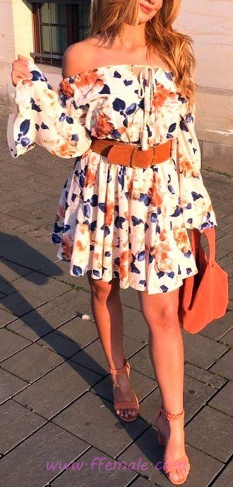 65f8174a0604 65 Hot Fashion Trends for Summer    fashion  ideas  outfits  summer   trending  graceful  cool  sweet Glamour Lovely Summer Time Dress