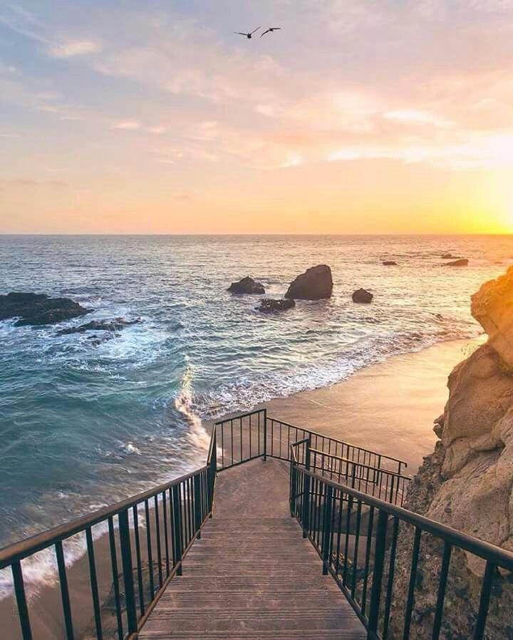 91 Best At The Beach Images On Pinterest: Best 25+ Ocean Sunset Ideas On Pinterest