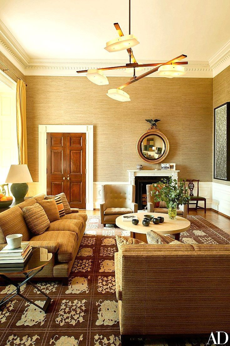 Obama Whitehouse Living Room By Michael S Smith COTE DE TEXAS