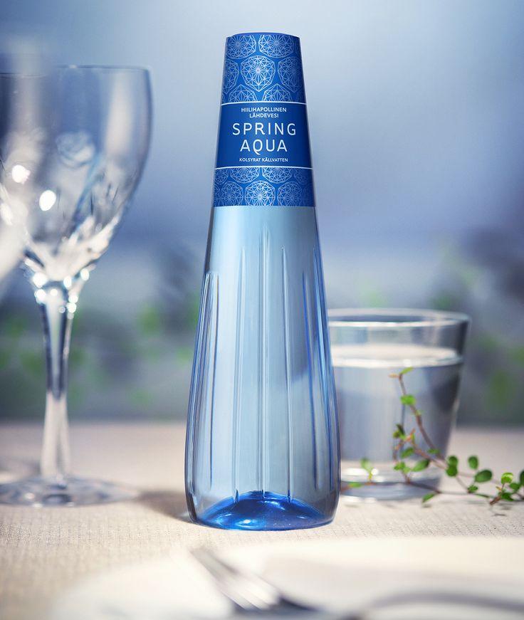 Joulupöytä ansaitsee juhlakattauksen. Sopisiko sinun juhlakauttaukseesi upeat Spring Aqua Premium -lähdevedet? http://www.finnspring.fi/fi/tuotteet/spring-aqua-premium-lahdevedet