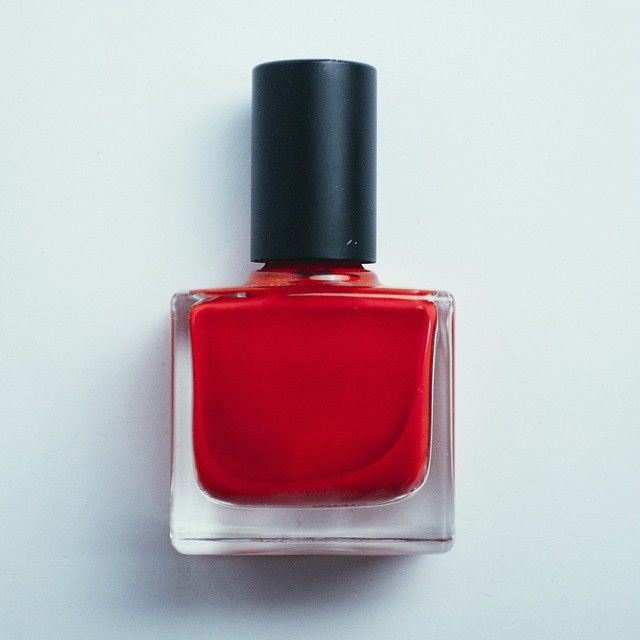 """this weeks color @rgbcosmetics ""too red"""" - @thisisprima • #RGBcosmetics.com • www.RGBcosmetics.com/TooRed"