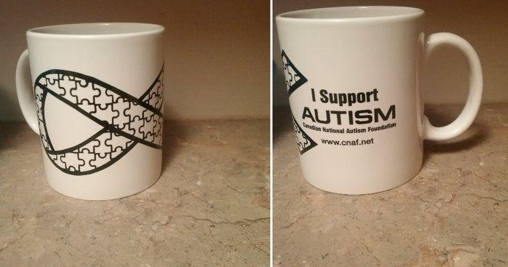 Autism puzzel coffee -tea mugs