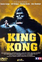 King Kong (1976) Poster