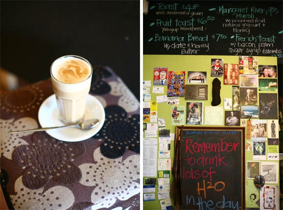 urban coffee house, busselton