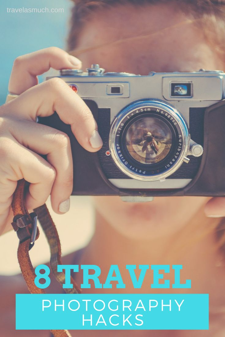 8 Simple tricks to make your travel photos look like a professional took them!