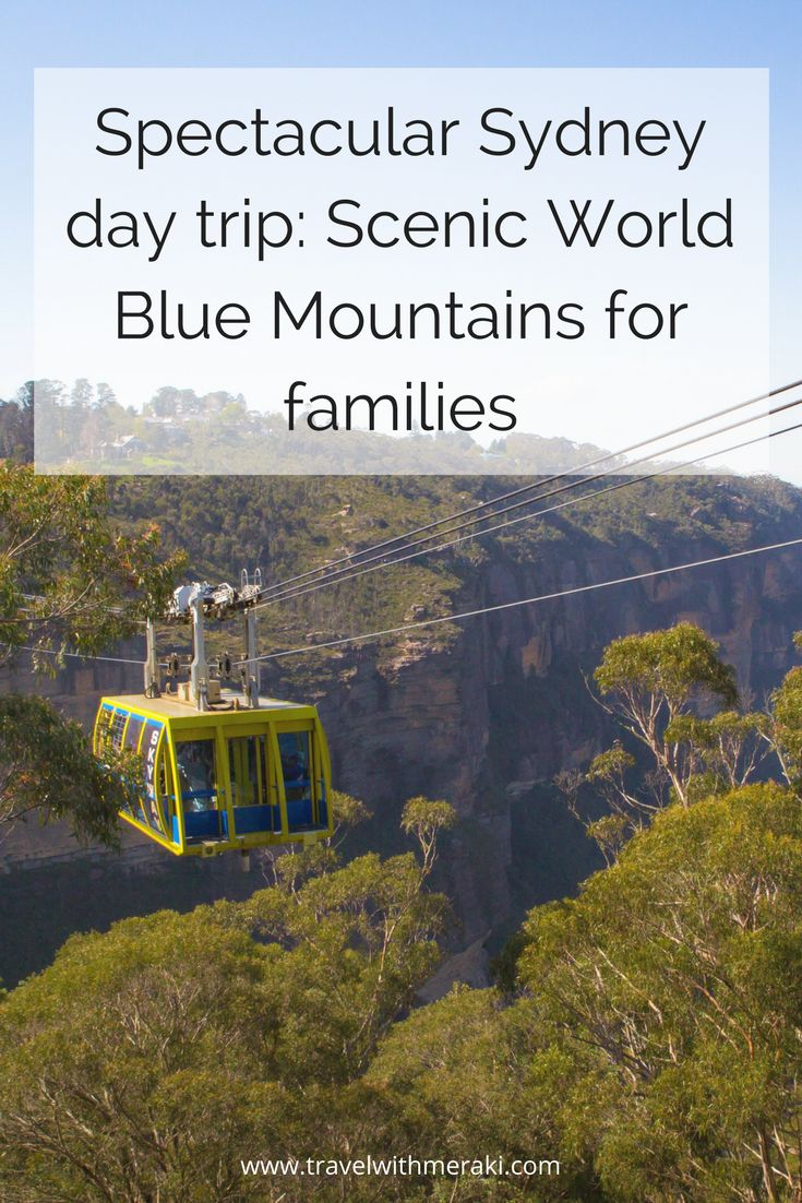 Zoom down the World's steepest railway, stand on glass 270-meters above ancient Jurrasic rainforest and more at Scenic World Blue Mountains.