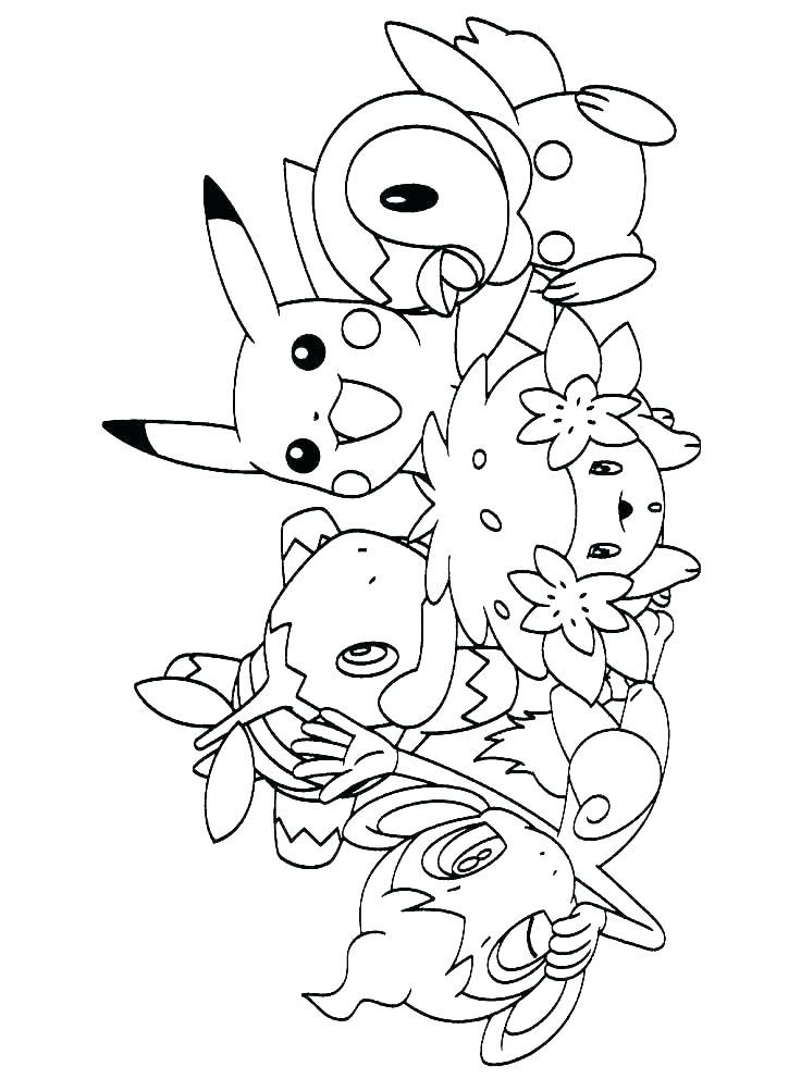 Image By Kevin Granados On Cartoon Coloring Pages Pokemon
