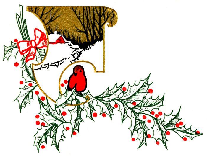 Free Christmas Clip Art :: Image 2