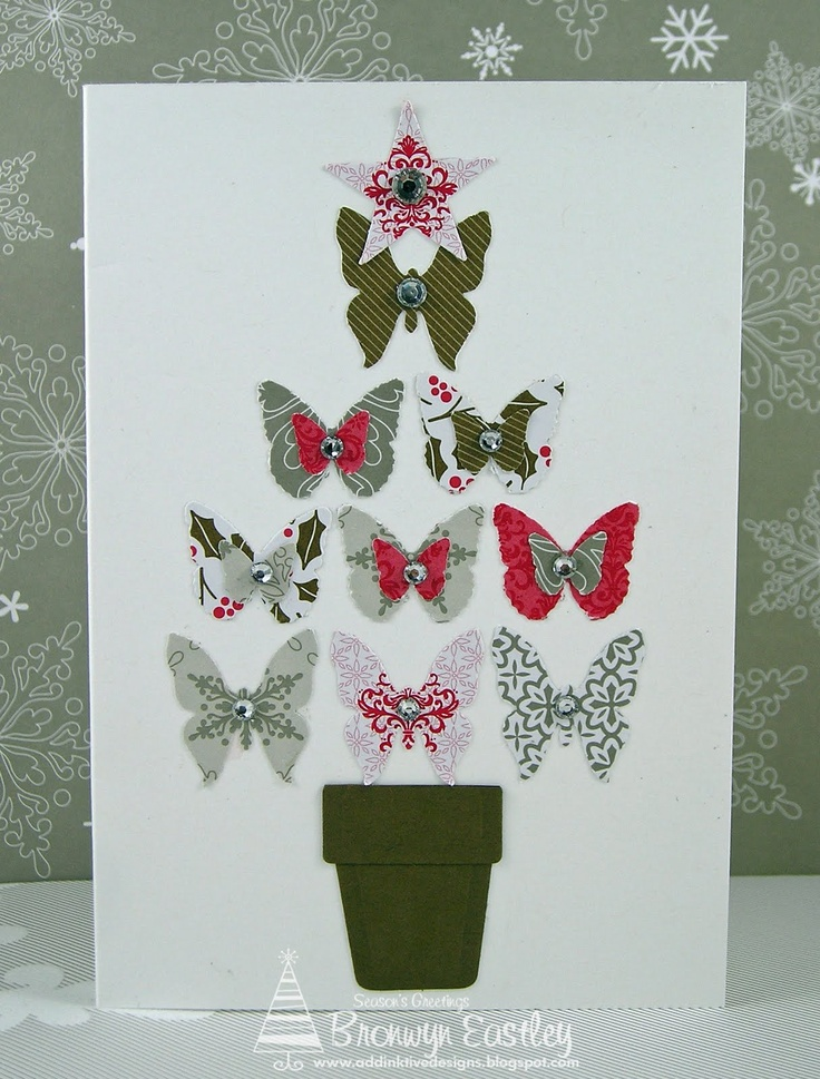 addINKtive designs: Quick and Easy Christmas Cards