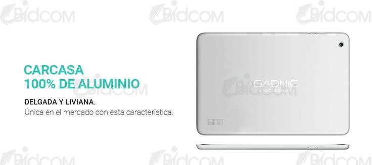Tablet PC Gadnic Dual Sim Celular + 3G + GPS 9