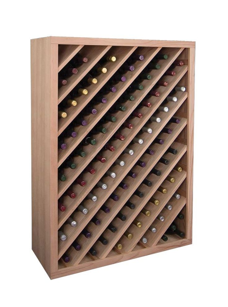 Best 25 pallet wine racks ideas on pinterest pallet wine wine rack inspiration and wine rack - Wine rack for small space plan ...