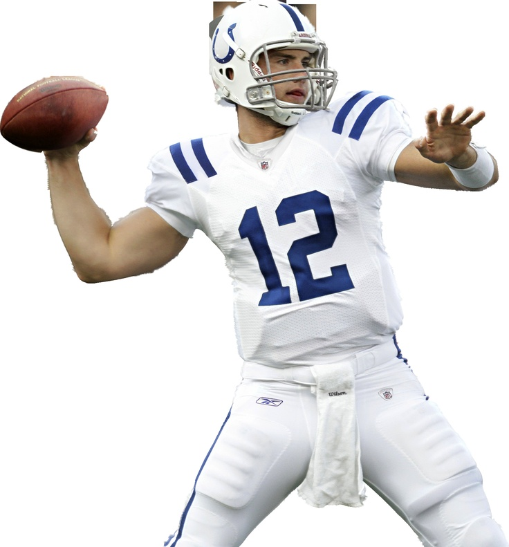 Andrew Luck, go COLTS!!!!