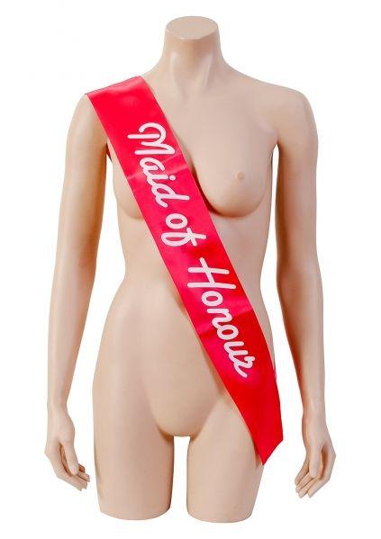 Maid of Honour Sjerp. Vrijgezellenfeest voor vrouwen. Bekijk en bestel artikelen voor een vrijgezellenfeest voor vrouwen. Quinta's Boutique, een geslaagd vrijgezellenfeest!