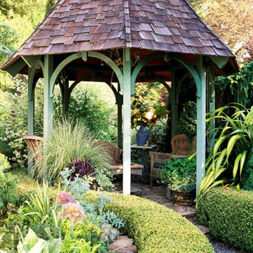 Private Gazebo