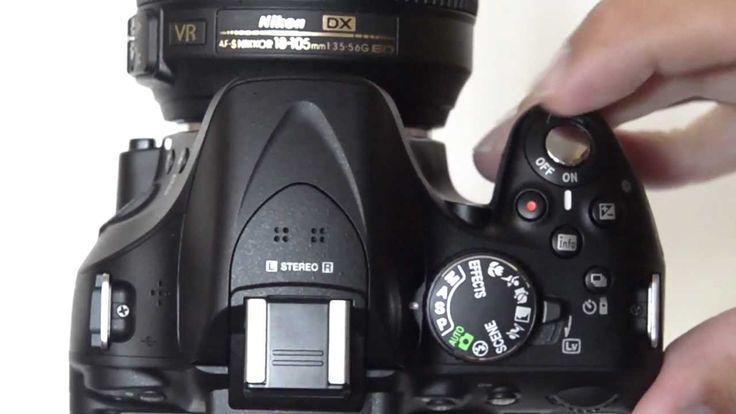 Nikon D5200 Complete user guide