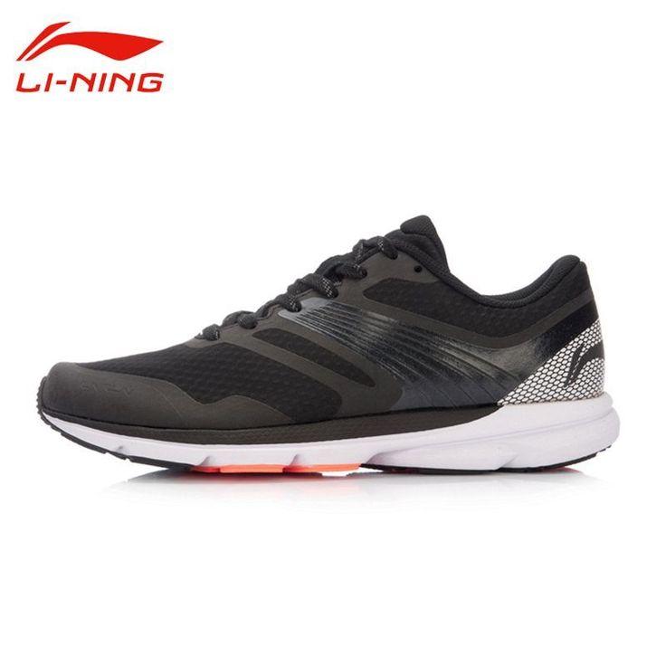 Li-Ning Men's Smart Chip Running Shoes Cushion Breathable Sports Shoes Li Ning Rouge Rabbit Smart Running Sneakers Men ARBK079