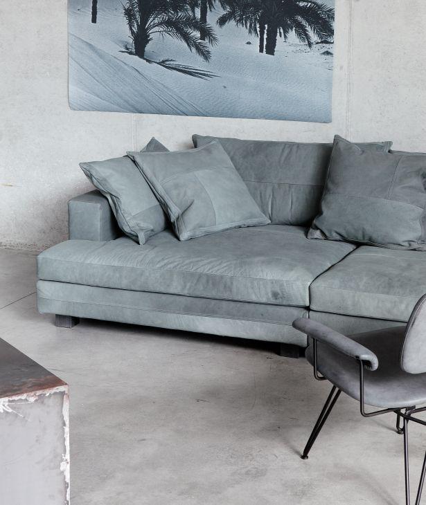 DIESEL with Moroso Cloud Atlas sofa