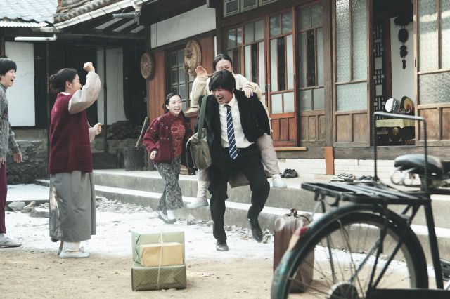 """#koreanfilm of the week """"Ode to My Father"""""""