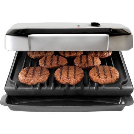 George Foreman 120″ Fixed Plate Grill : Only $31 (reg. $69.99)  http://www.mybargainbuddy.com/george-foreman-120-fixed-plate-grill-only-31