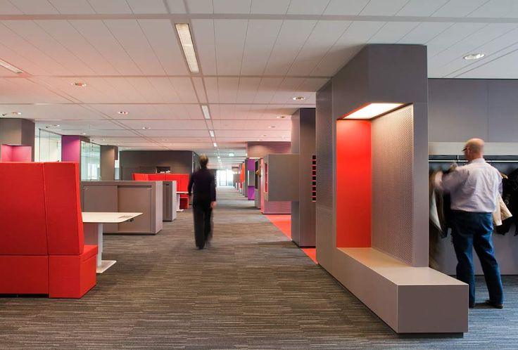 Jeanne Dekkers Architecture | Interior Office Building Utrecht