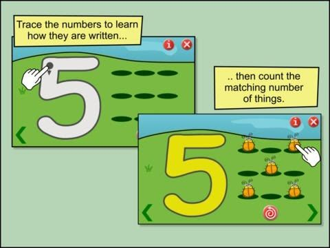 Numberjacks | Numbers and Counting up to 20 App for Kids