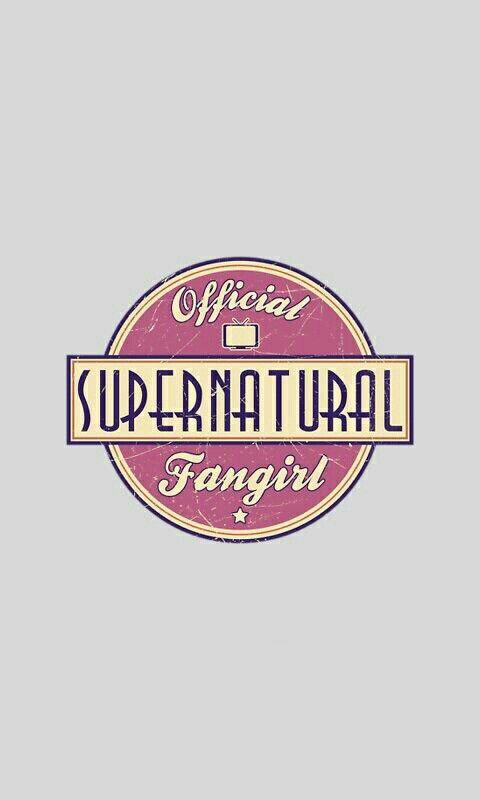 Wallpaper Lockscreen Supernatural Fangirl