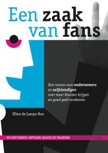 Cover Zaak van Fans Ellen de Lange-Ros