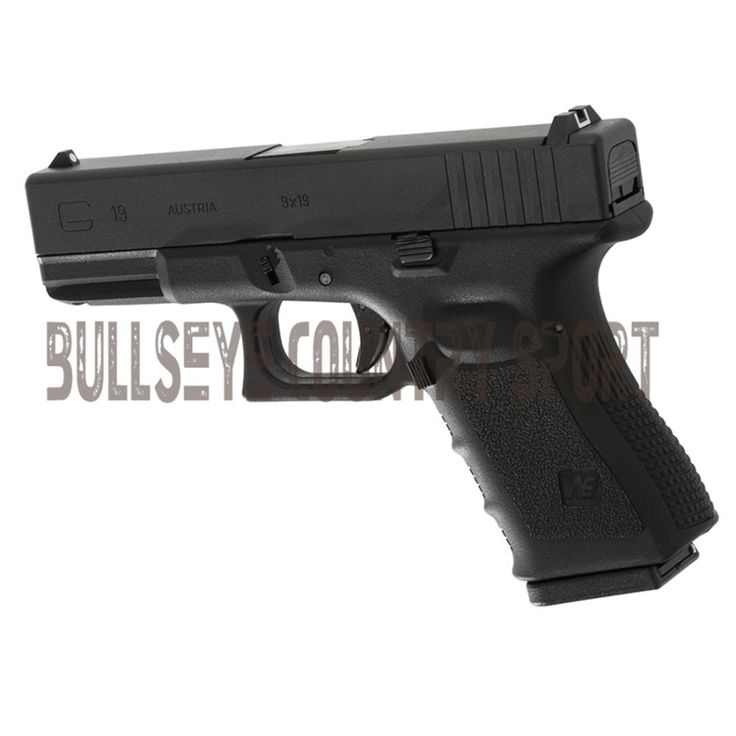 WE G19 GEN 3 Gas Blowback Pistol Specifications Weight 870g Color Black Power Green-gas Muzzle velocity 300 FPS Magazine capacity 25 BB pellets