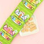 Wakodo Fish Rice Crackers - 4 pcs