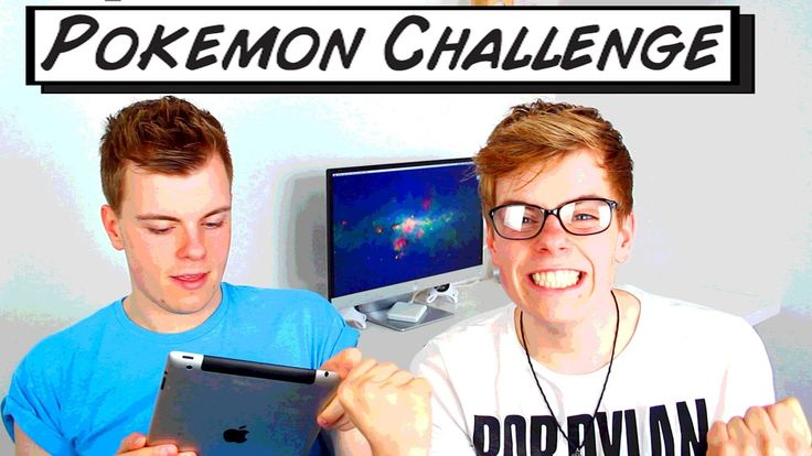 NikinSammy did the Pokemon challenge! Did you see it? It's over on @YouTube! http://youtube.com/nikinsammy http://twitter.com/nikinsammy http://facebook.com/nikinsammy