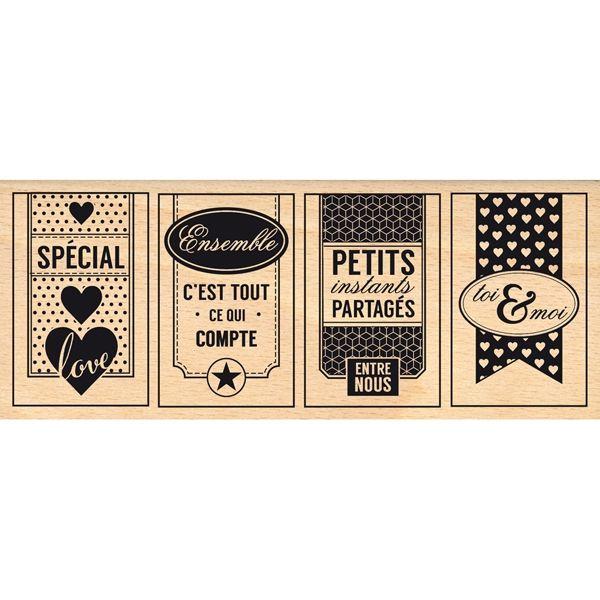 plus de 25 id es uniques dans la cat gorie tampons encreurs sur pinterest estampage cartes de. Black Bedroom Furniture Sets. Home Design Ideas