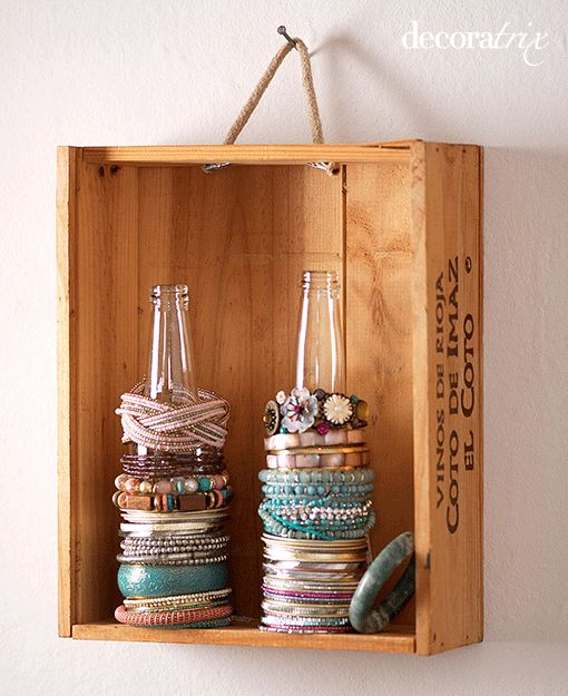 bracelet storage/display