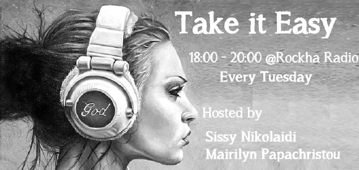 Take it easy radio show Every Tuesday 18:00-20:00 https://www.facebook.com/pages/Take-it-Easy/486432121452465?fref=ts www.rockharadio.com