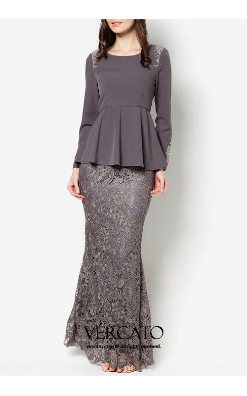 13 best baju kurong images on Pinterest  Hijab dress Muslim