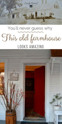 Old farmhouse | old homes | homesteading | farm to table | living more simply