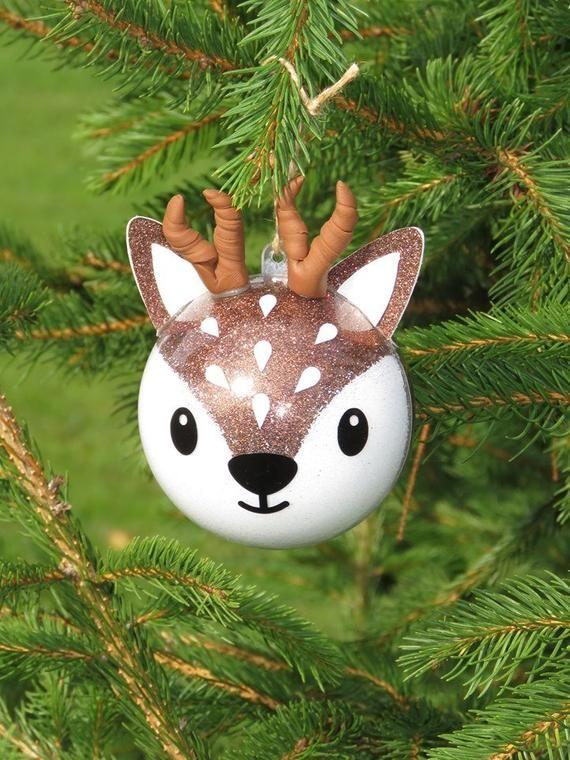 48++ Deer christmas tree ornaments ideas in 2021